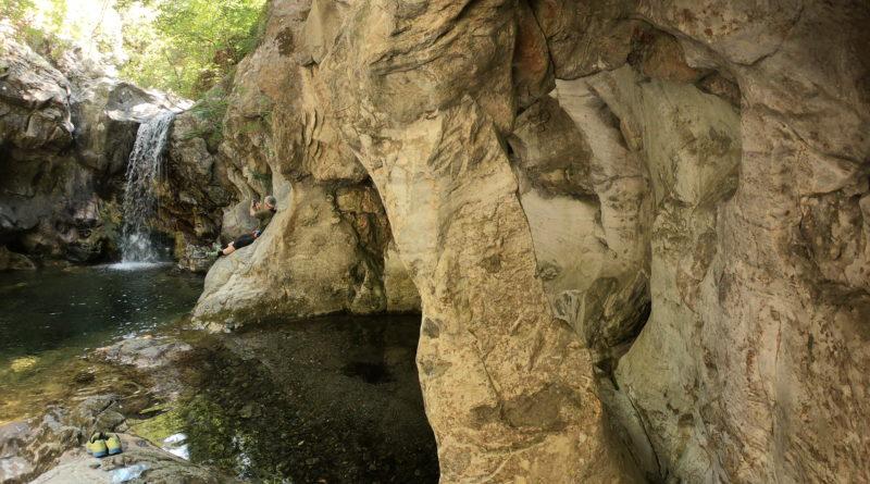 Grotta Rosa di Magisano