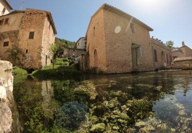 Rasiglia, il borgo dei ruscelli (VIDEO)