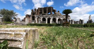 L'anfiteatro di Santa Maria Capua Vetere: il mito dei gladiatori romani (VIDEO)