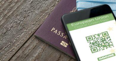 Dal 1° luglio arriva il green pass europeo su app Io